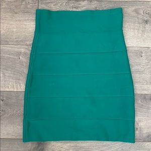 Dresses & Skirts - BCBG BANDAGE SKIRT